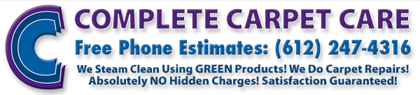 Complete Carpet Care in MN
